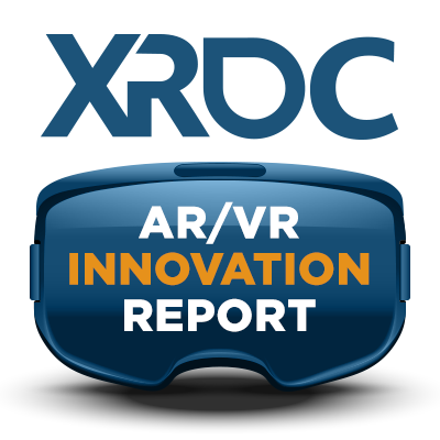 XRDC AR/VR Innovation Report 2018 | Free Report