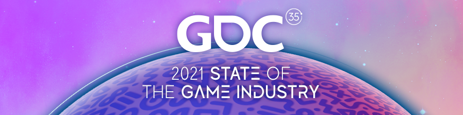 2021 State of the Game Industry | GDC